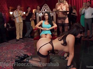 New Import Slut Gets Broken In