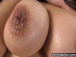 Orgazm,Fetysz,Mokra