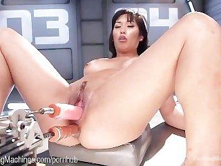 Азиатки,Анал