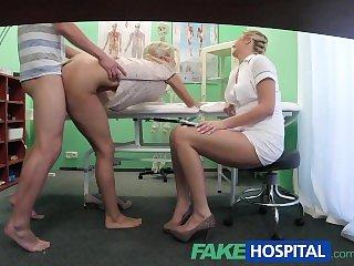 Любительское,Блондинки,Медсестры