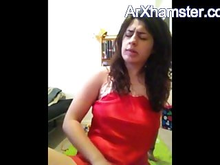 Sexy Indian Girl In Red From Arxhamster