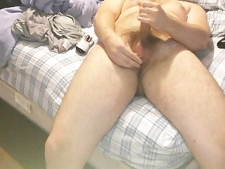Watch! Getting lifted and cumming