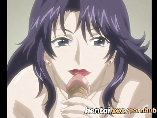 Hentai.xxx - My Aunt loves my young cock