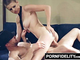 PORNFIDELITY - Business Woman Riley Nixon Takes Charge