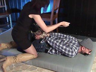 Порно бондаж,Порно женское доминирование