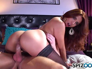 Spizoo - Big booty latina Isabella get fucks in every position