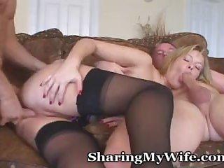 Ostry sex,Swingersi,Trójkąt