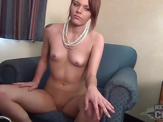 Young Phoenix Does Her First Ever Nude Video Shot in an Iowa Hotel Room