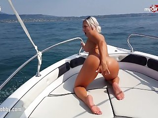 Mydirtyhobby - Sea, sunshine and fucking!