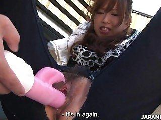 Nastolatki,Japonki,Publiczne