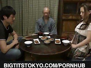 Japonki,Dojrzałe,Duże Cycki