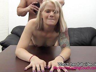 Блондинки,Кастинг,Оргазм