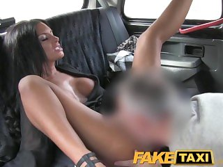 Fake Taxi Pussy Eating Compilation Part 2