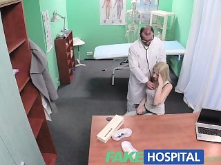 FakeHospital Doctor prescribes orgasms to help patients pain relief