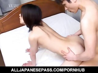 Strong fuck with amazing Kasumi Ito
